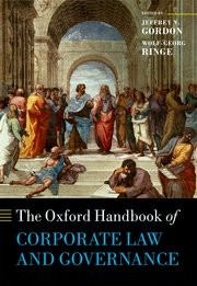Oxford Handbook of Corporate Law